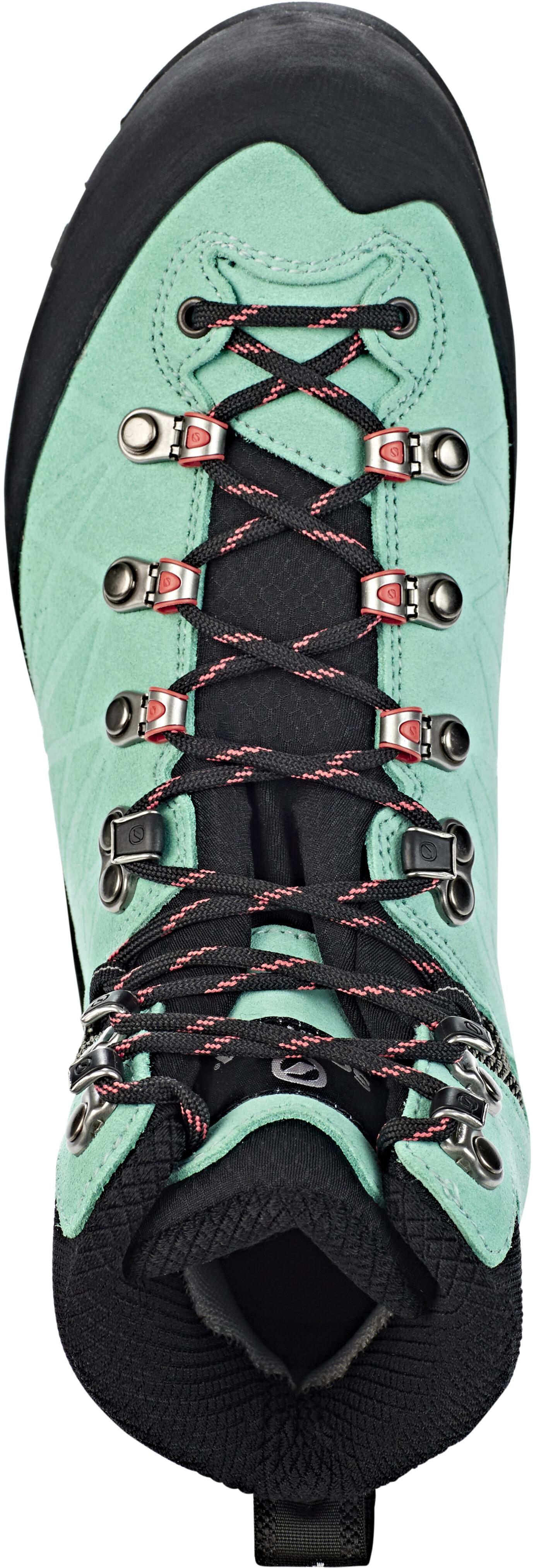 Scarpa Marmolada Pro OD Scarpe Donna nero turchese su Addnature 048bbae1b11